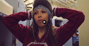 'I Am An Alaska Native Dancer'