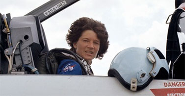 Watch Now: Sally Ride