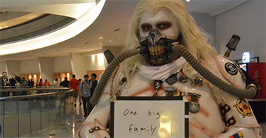 SLIDESHOW: WHY COSPLAYERS LOVE DRAGON CON
