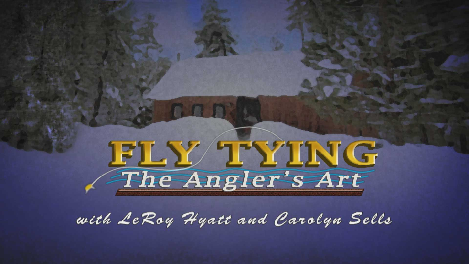 Fly-Tying: The Anglers Art