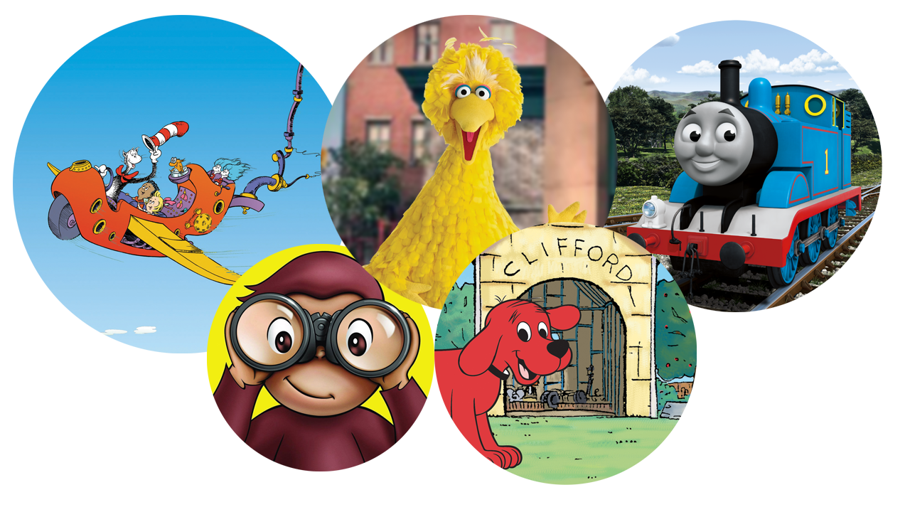 Each PBS station is required to pay annual programming fees and your support helps us to continue to air quality, safe, educational programs like: Sesame ...