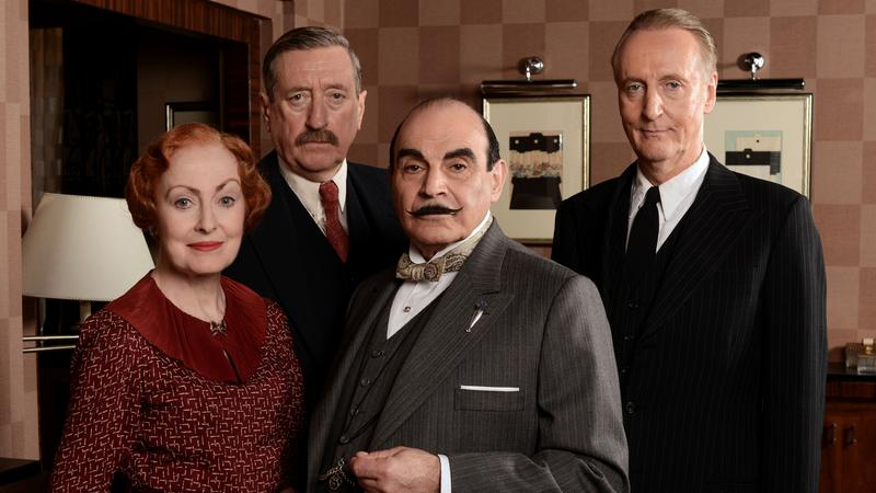 Poirot, Season 12: The Big Four