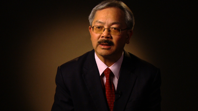 American Voices: Mayor Ed Lee