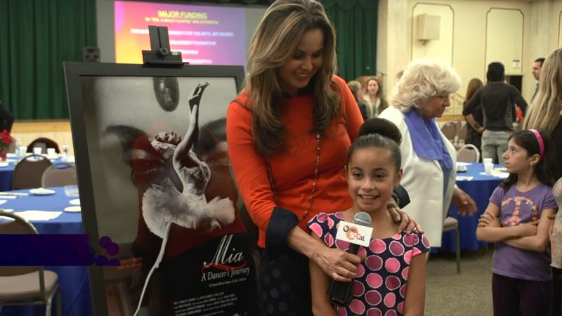 Mia, a dancer's journey Screening - PBS SoCaL Extras