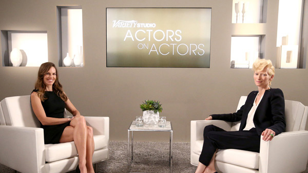 Variety Studio: Actors on Actors