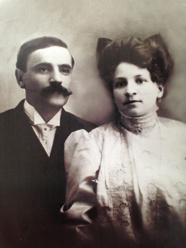 Picture of grandparents