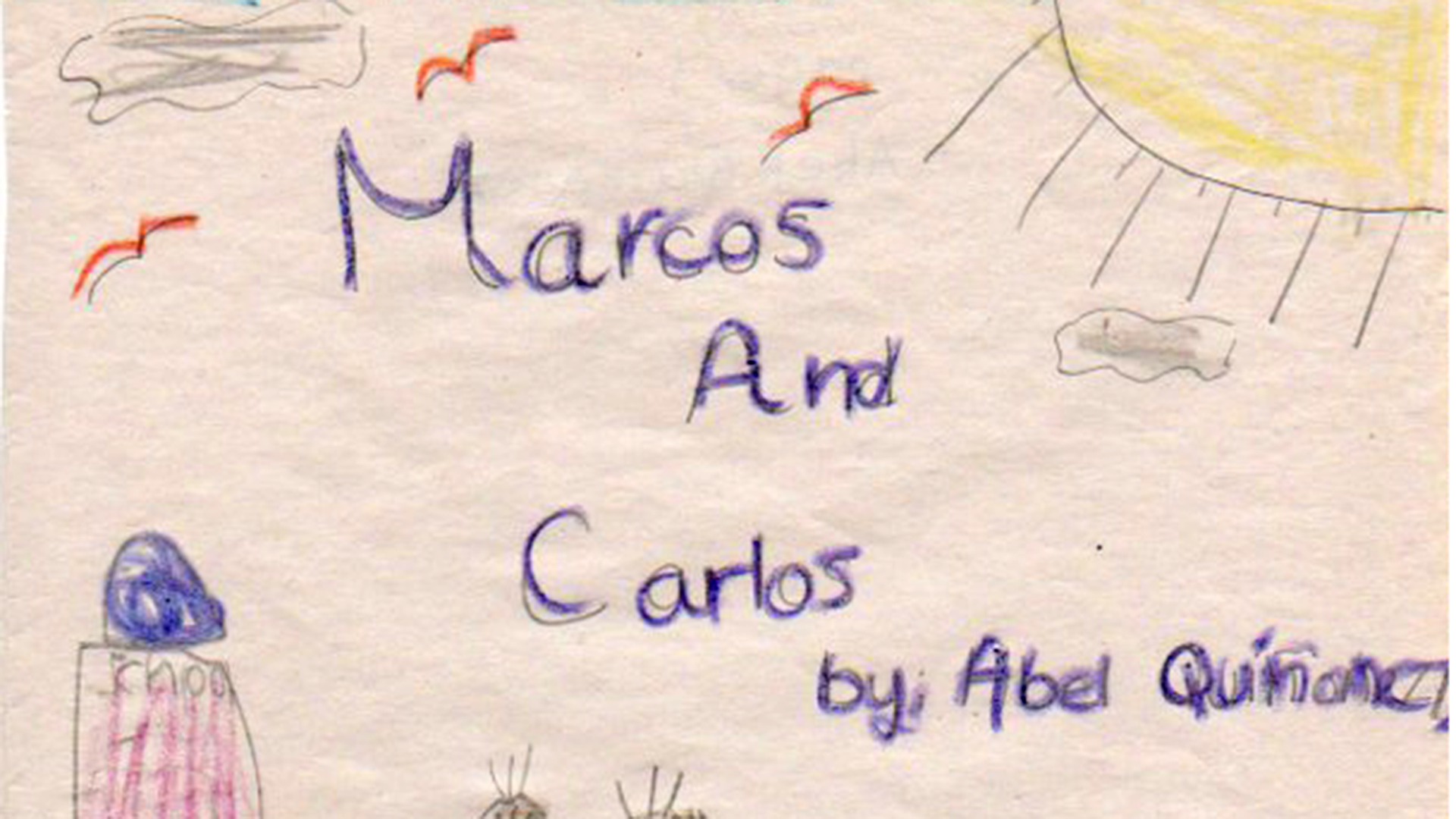 Marcos and Carlos