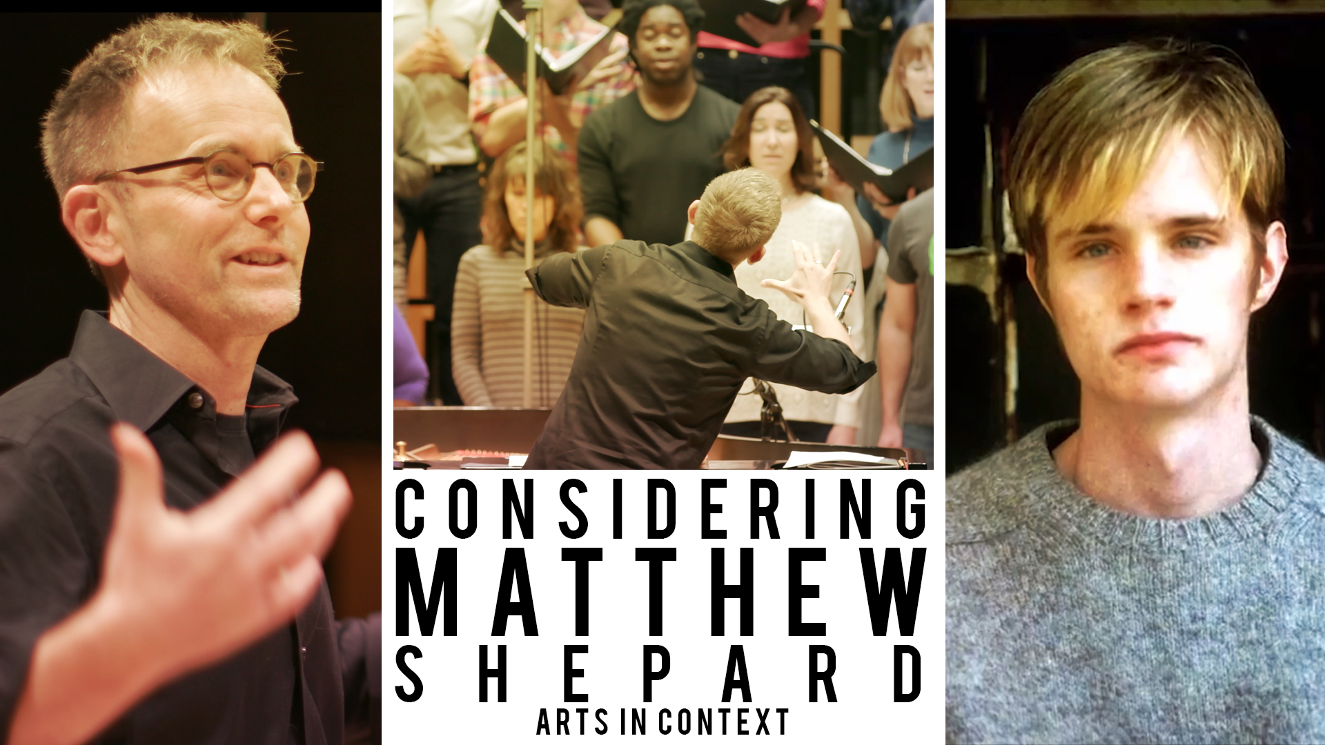 Arts in Context: Considering Matthew Shepard
