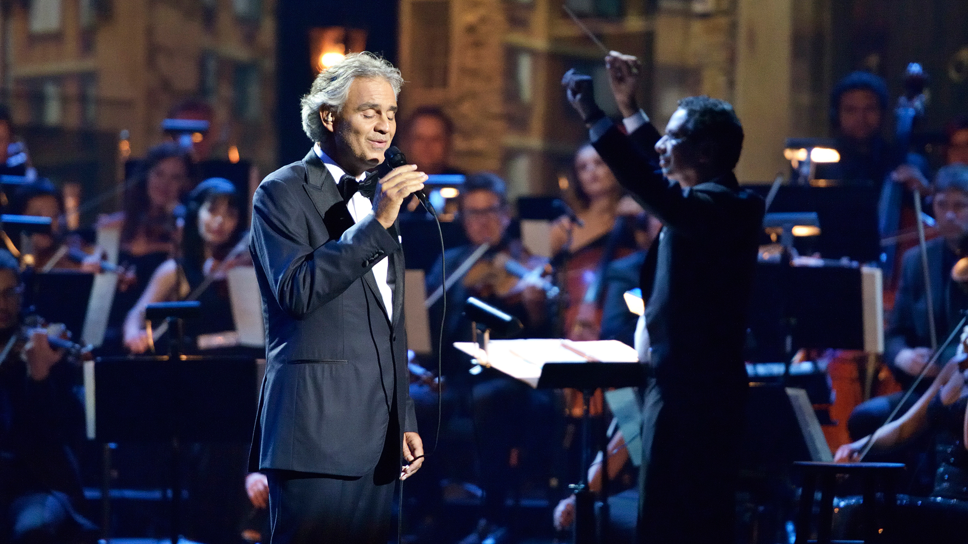 Great Performances:  Andrea Bocelli - Cinema