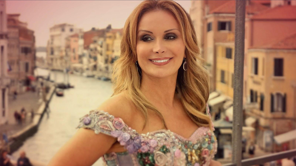 Giada Valenti: From Venice with Love