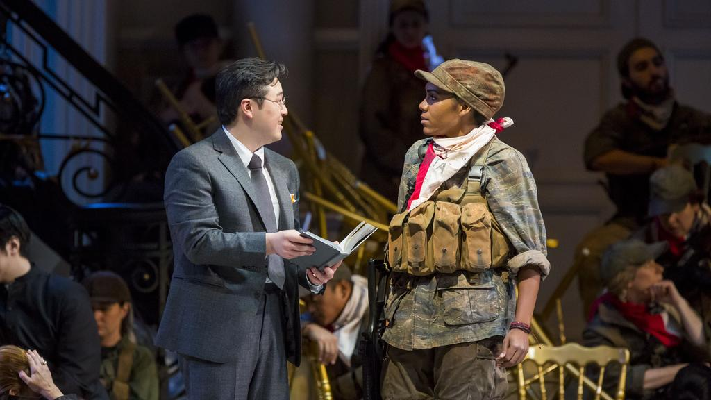 Bel Canto the Opera From Lyric Opera of Chicago