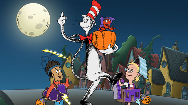 Cat in the Hat Screening