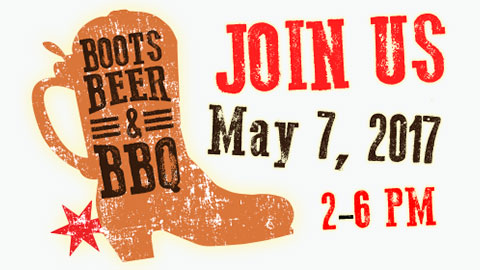 Boots, Beer & BBQ