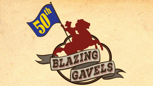 Blazing Gavels