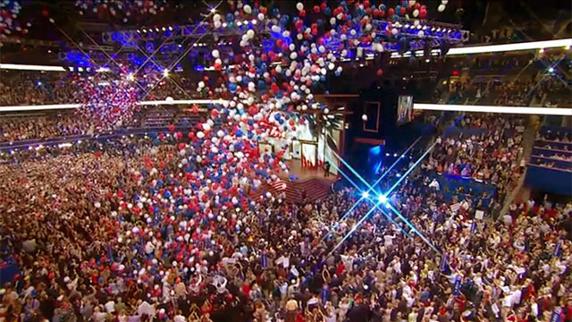 Monday-Thursday at 7 pm – Democratic Convention