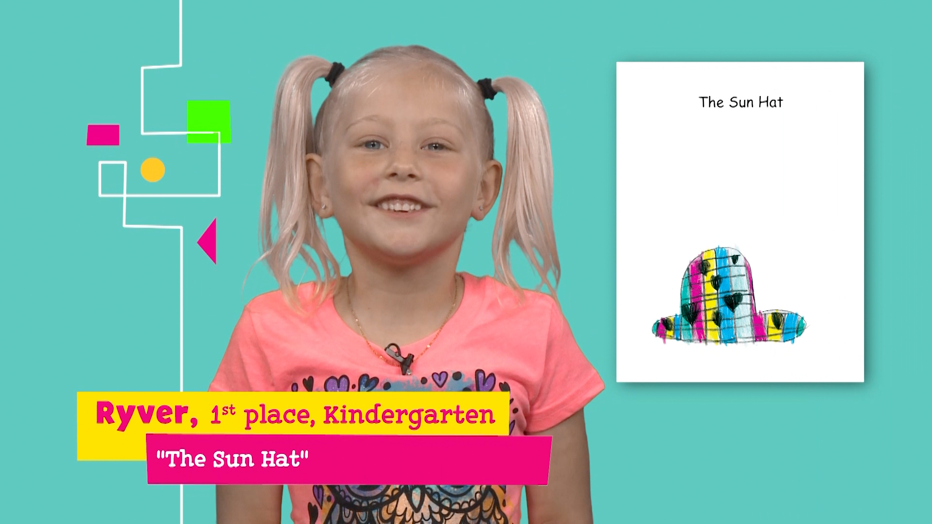Kindergarten: First Place