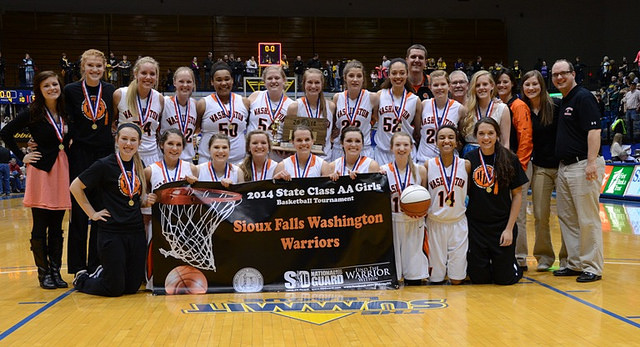 Class AA Girls Basketball Pick' Em Contest