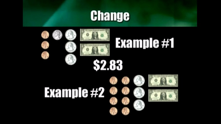 Lean How to Count Back Change