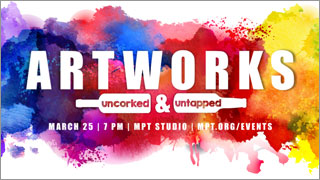 ​Artworks Uncorked & Untapped