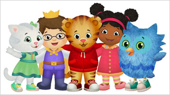 Daniel Tiger: Be My Neighbor Day