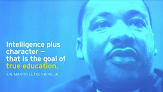 Observing Martin Luther King, Jr. Day