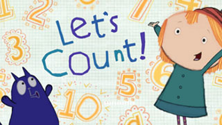 Count  with Peg + Cat