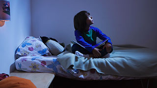 How to Cope with Big Kid Sleep Issues