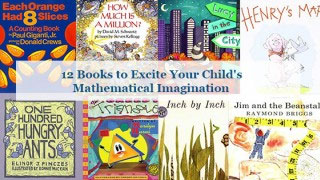 Books to Excite Your Child's Mathematical Imagination
