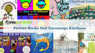 10 Picture Books that Encourage Kindness