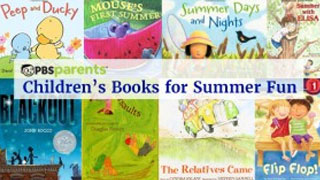 Children's Books for Summer Fun