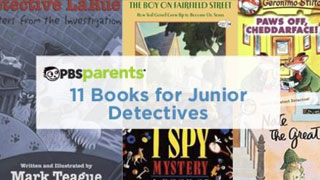 Great Mystery Books for Kids