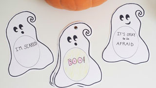 Not So Scary Boo Book