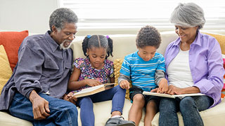 Teaching Your Child About Black History Month