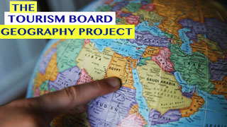 The Tourism Board Geography Project