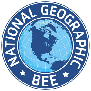 2015 Nat Geo Bee logo