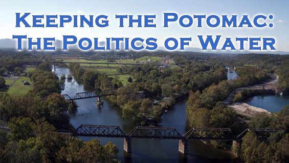 Keeping the Potomac: The Politics of Water