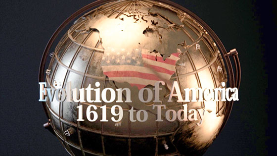 Evolution of America: 1619 to Today