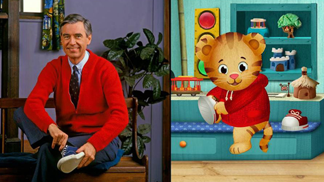 The Music of Mister Rogers