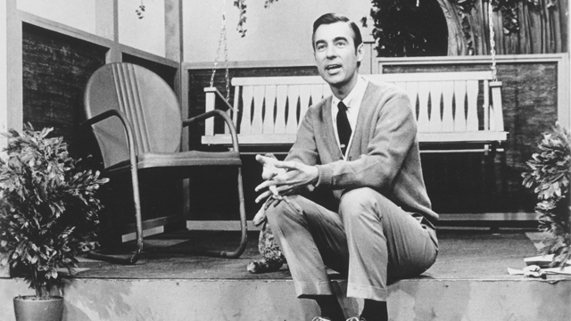 Mister Rogers Sneakers Mister Rogers Photo Gallery