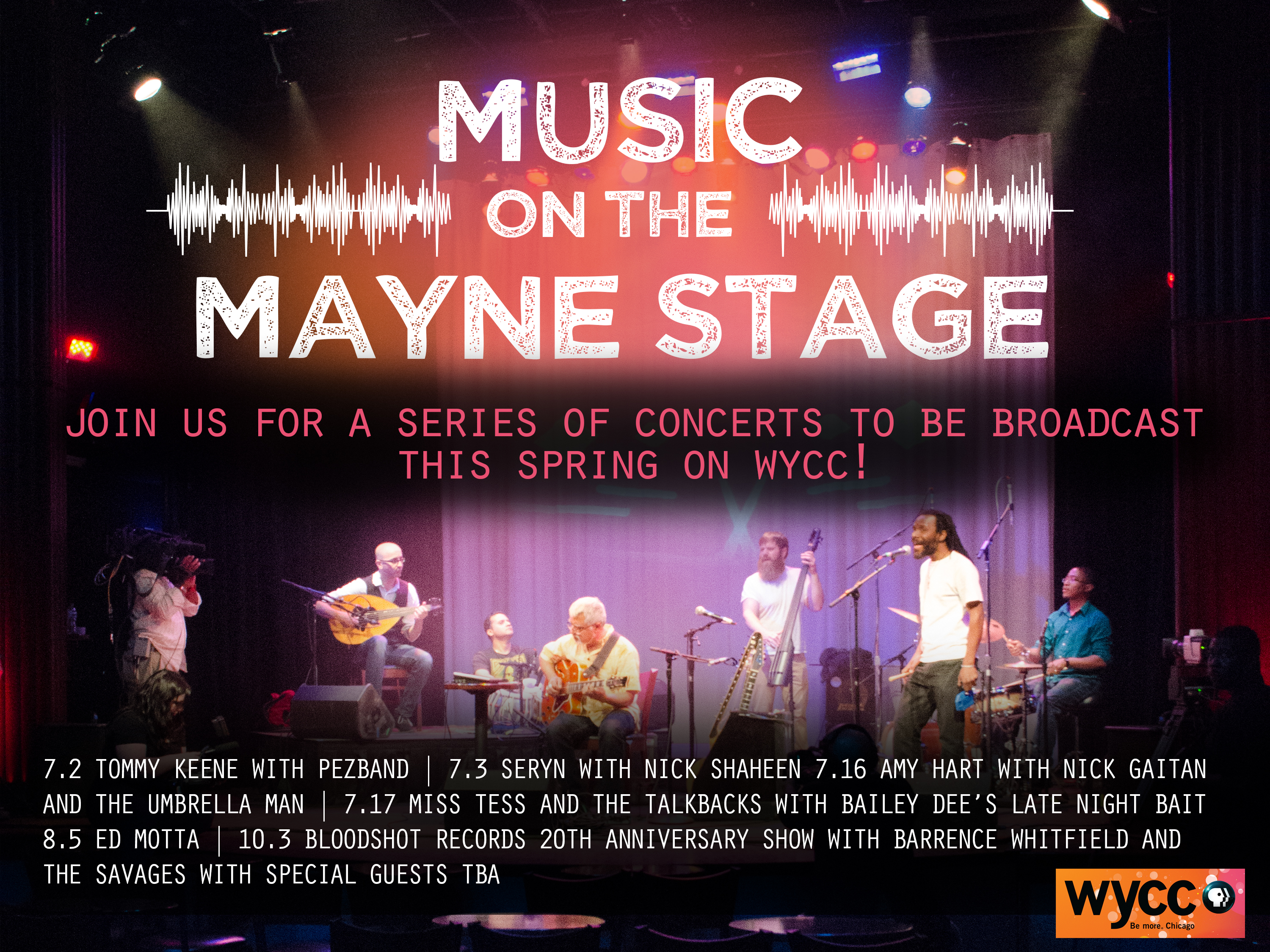 Music On The Mayne Stage