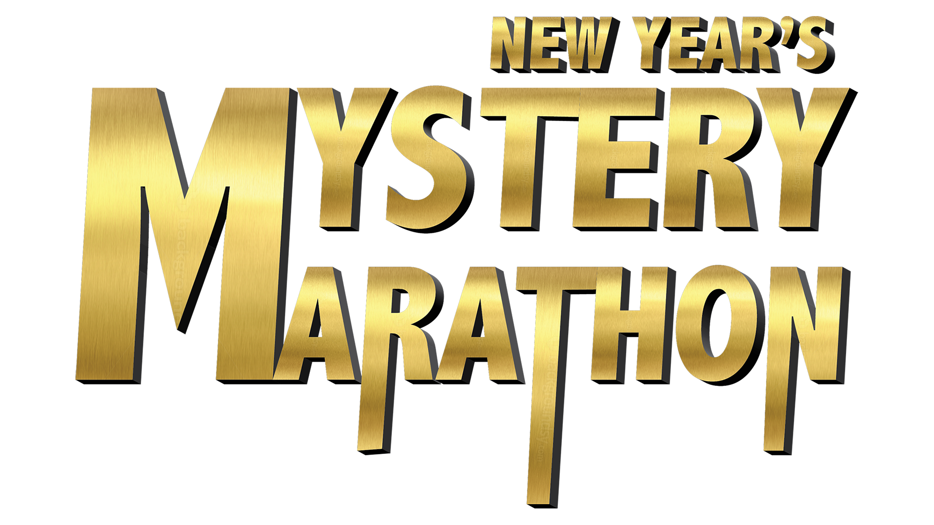 WYCC New Year's Mystery Marathon - Dec. 31 & Jan. 1