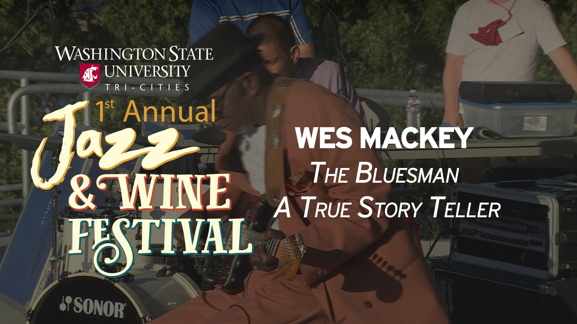 WSU Tri-Cities 1st Annual Wine & Jazz Festival