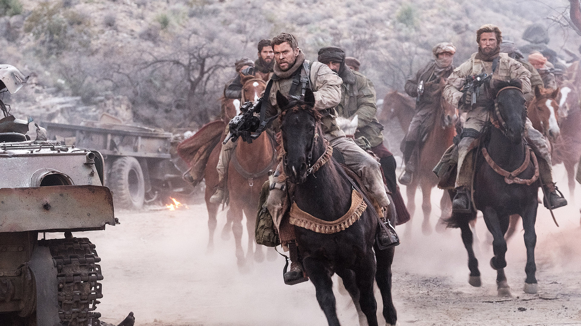 Movie Watch: Amarillo film options for Jan. 18 to 25, including 'Den of Thieves,' '12 Strong,' 'Call Me By Your Name,' more