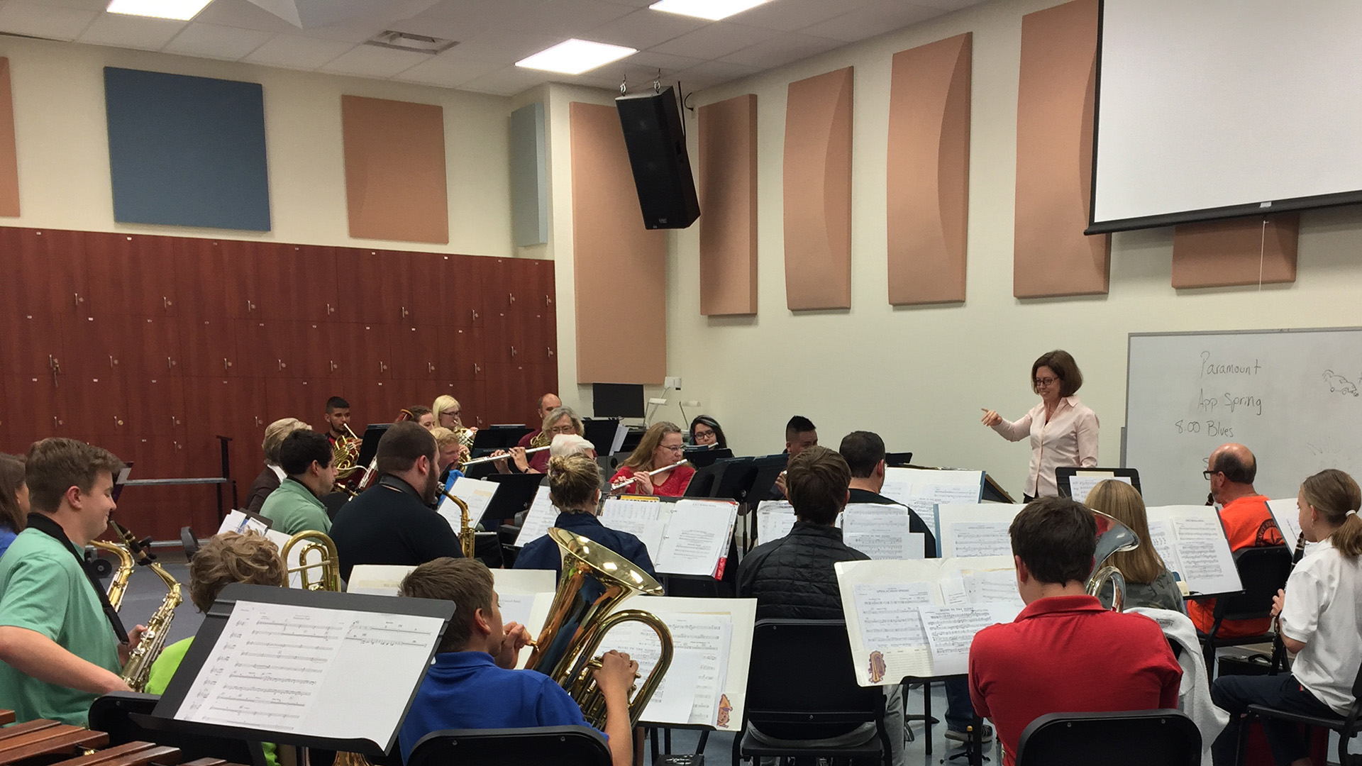 Amarillo College Community Band seeking new members