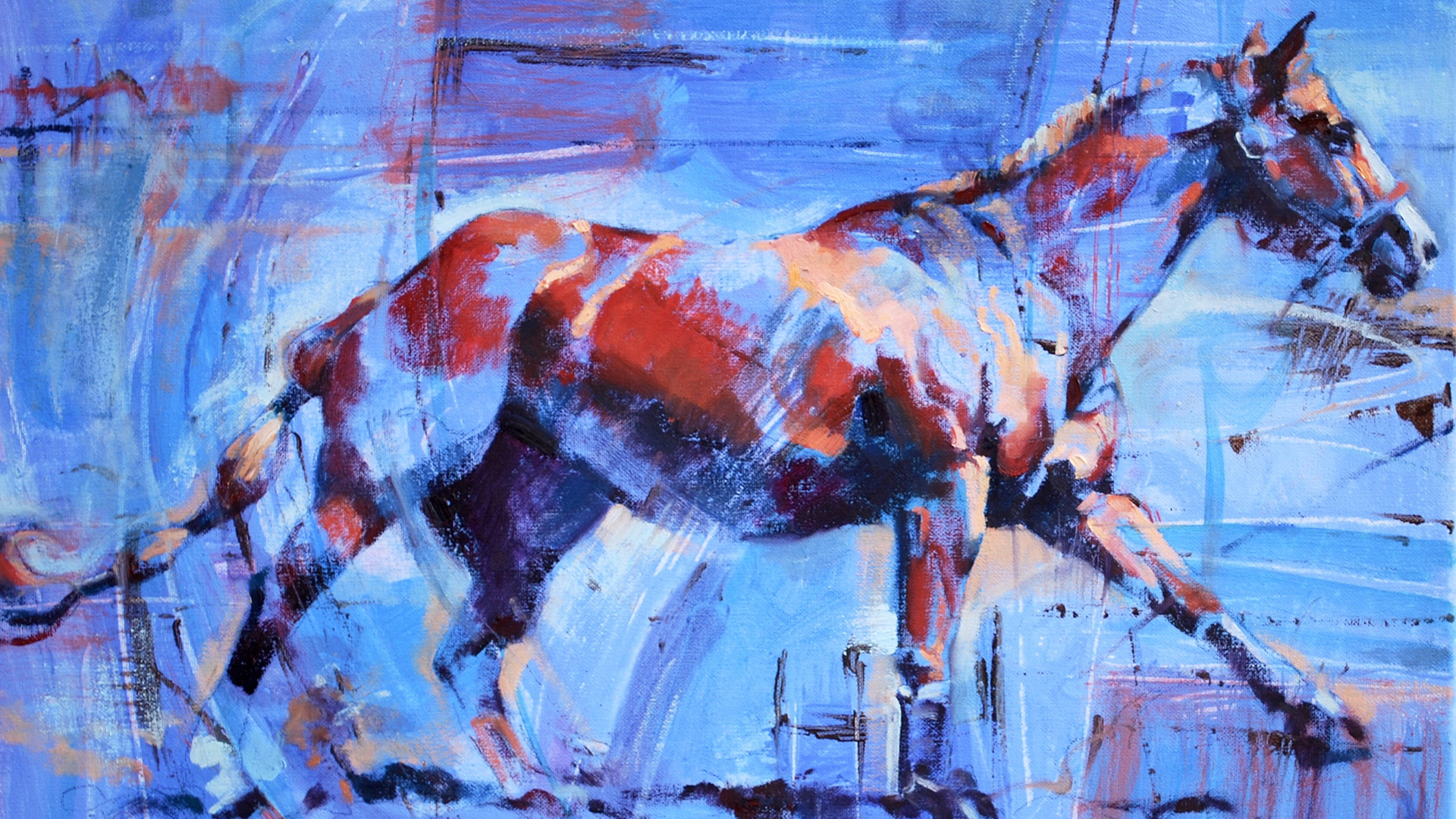 AQHA to celebrate 10th year of America's Horse in Art at show and sale