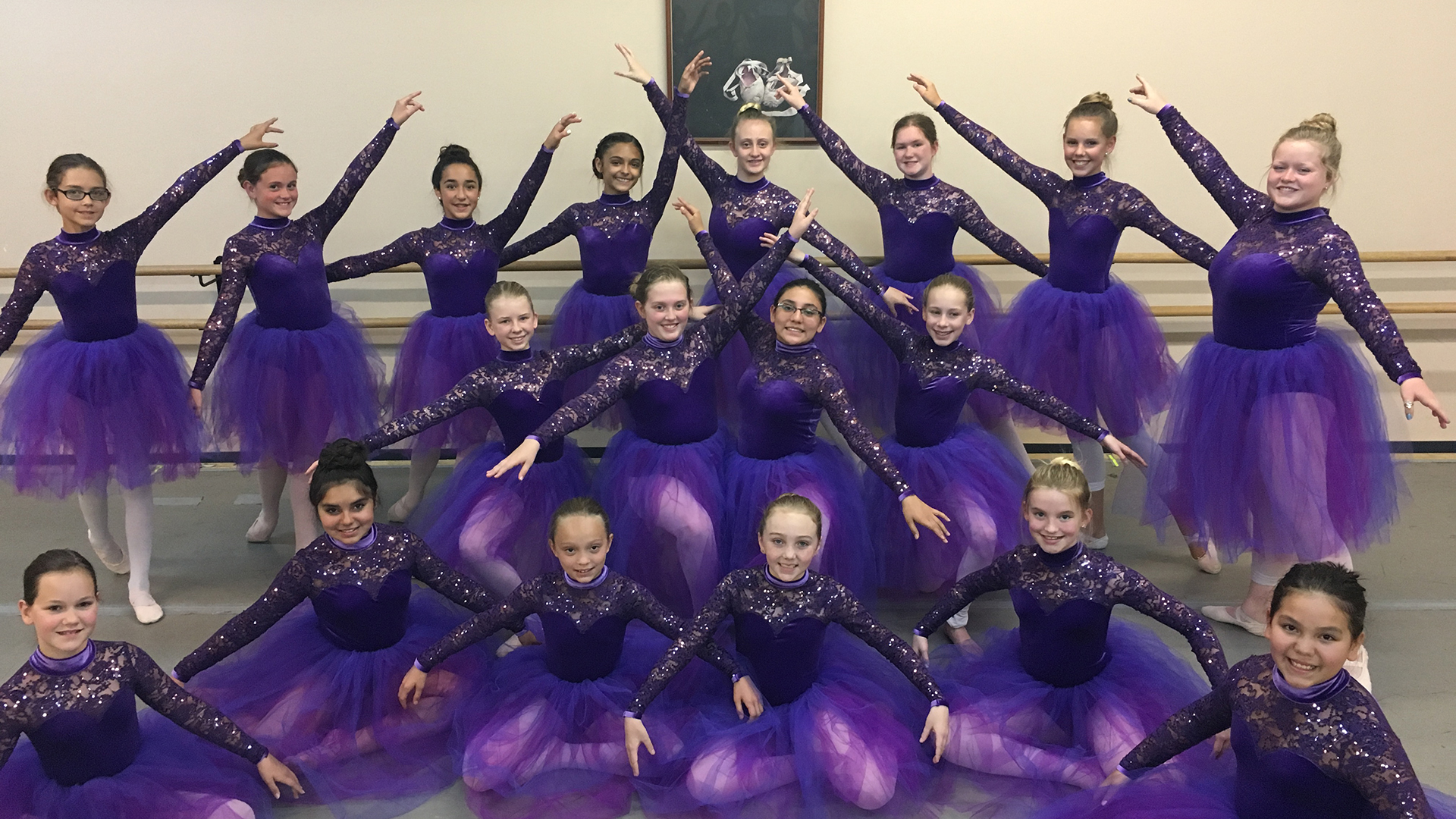 Hundreds of student dancers in the spotlight for Lone Star Ballet's Academy Unleashed