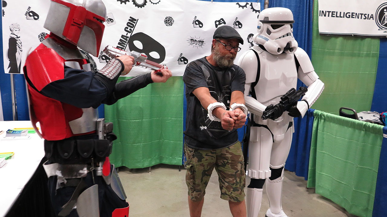 Ama-Con expects thousands for pop-culture celebration