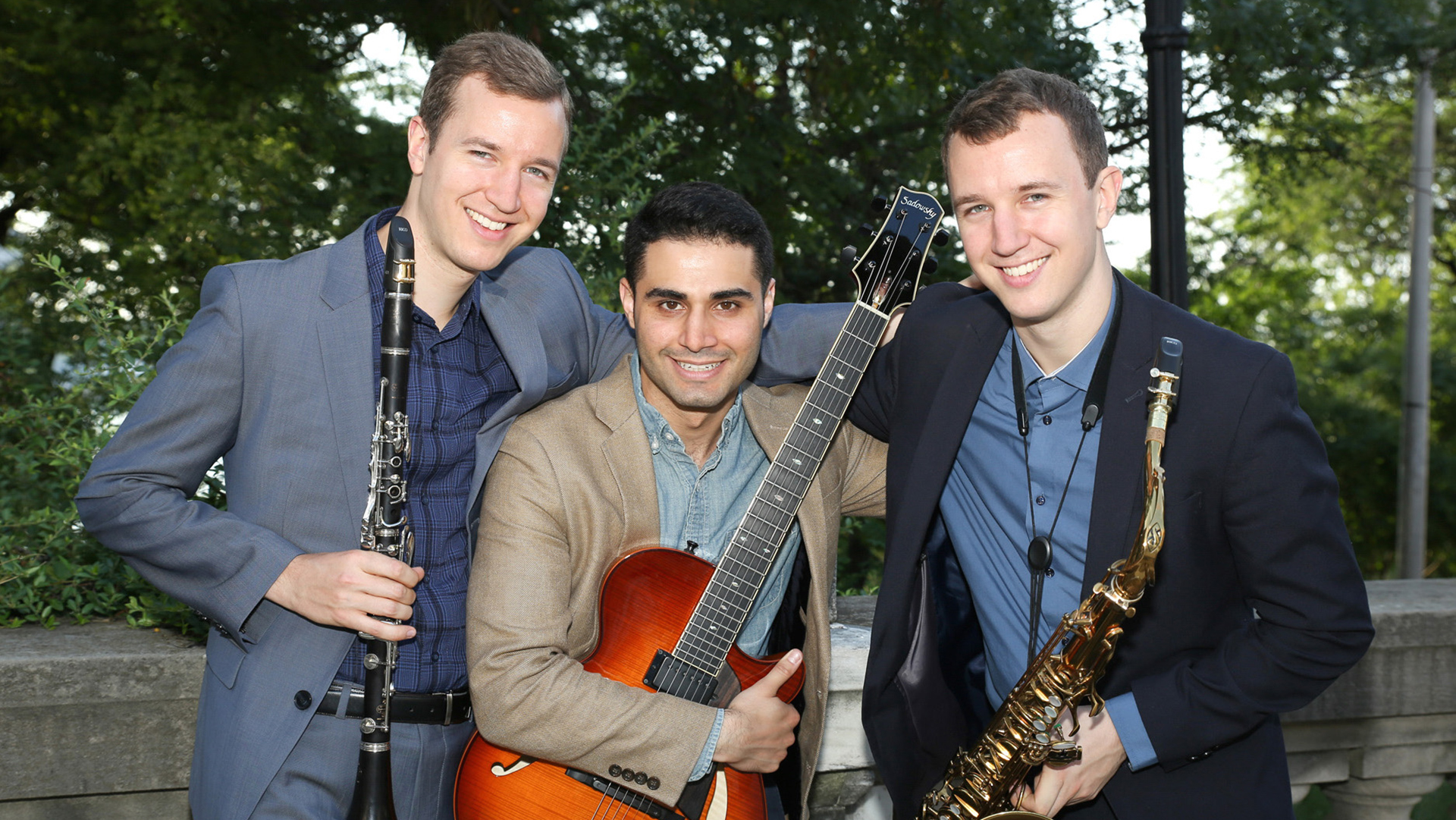 Jazz twins Peter and Will Anderson to perform for Chamber Music Amarillo concert series