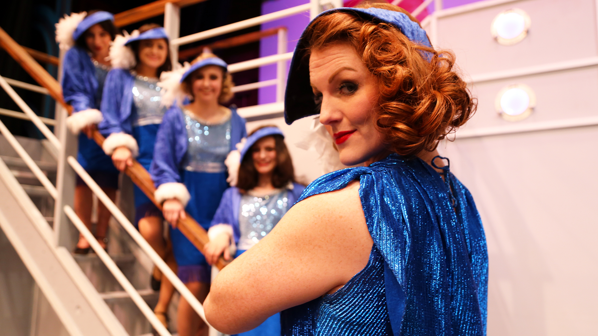 Classic, 'silly' musical 'Anything Goes' to close out ALT's 90th season