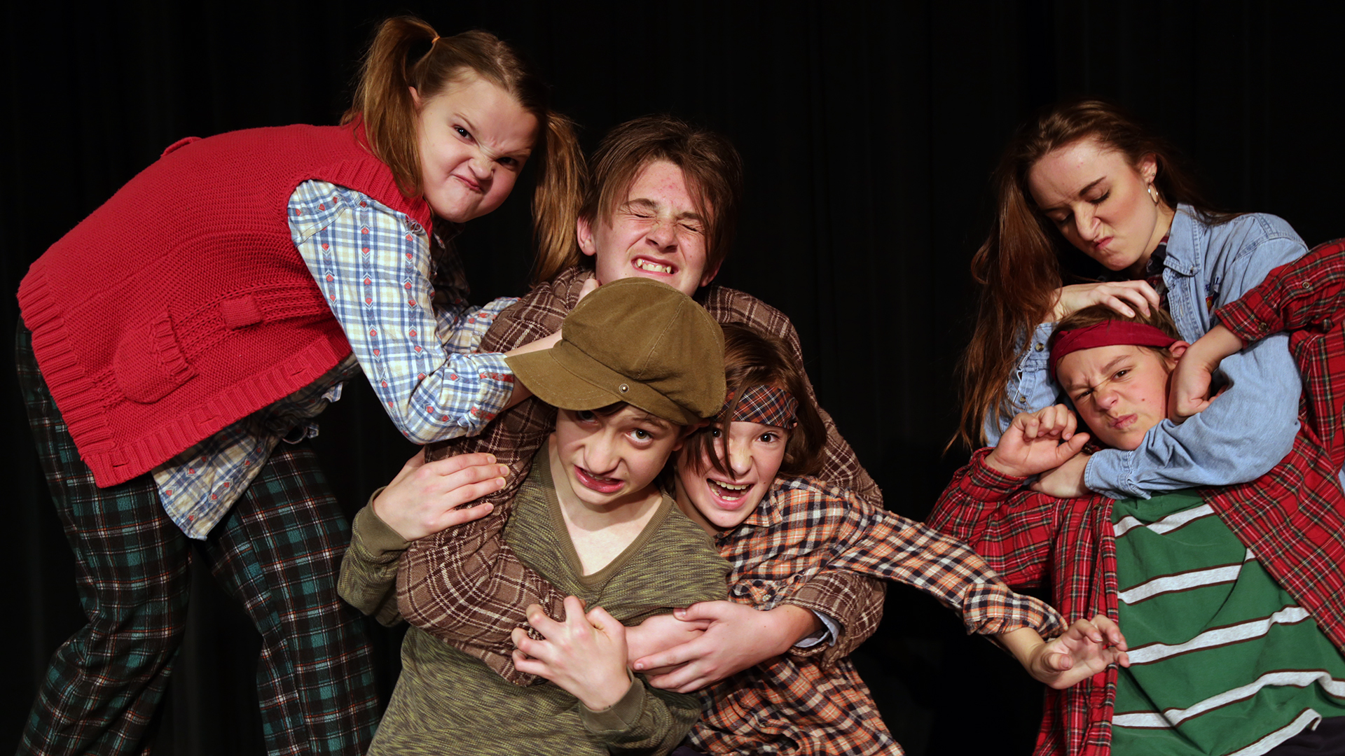 Holy terrors: Nightmare children learn meaning of holiday peace, joy in 'Best Christmas Pageant Ever'
